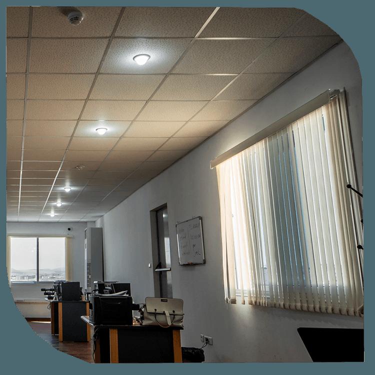 Brise-soleil, stores, rideaux, volets, protections mécaniques Entreprise de Construction Boukerzaza Constantine Algérie