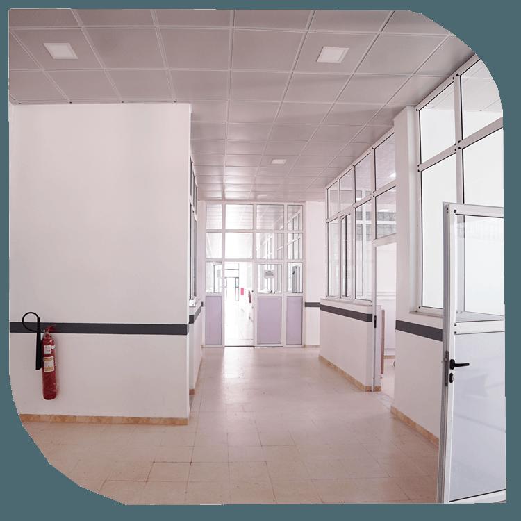 Peintures lasures et Enduits d'imperméabilisation Boukerzaza Entreprise de construction Algérie Constantine