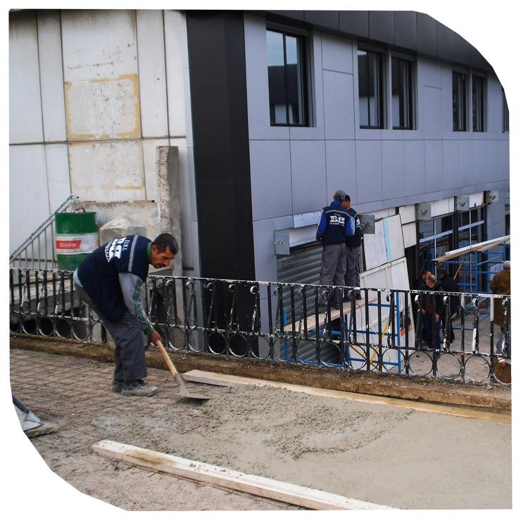 Béton Armé Boukerzaza Entreprise de Construction Constantine Algérie