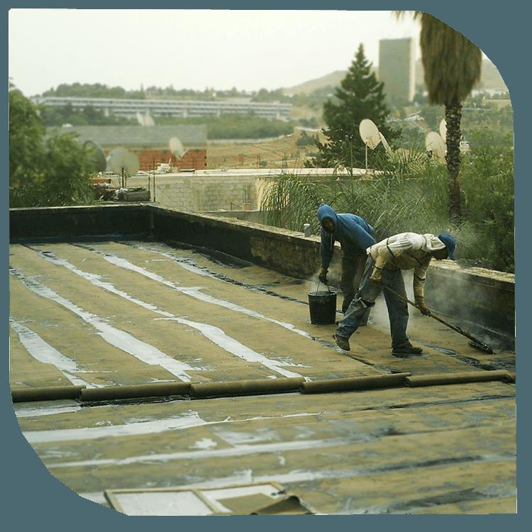 etancheité liquide Monocouche Entreprise de construction Algérie Constantine