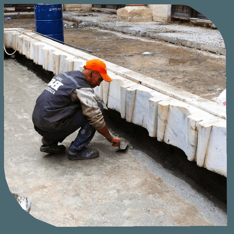 Mortiers de répartition Boukerzaza Entreprise de construction Algérie Constantine