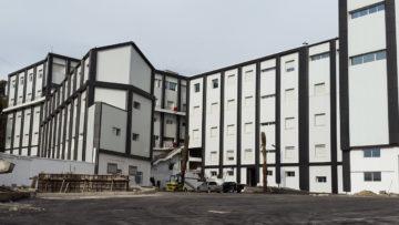 travaux COMAMO Constantine -realisation entreprise Boukerzaza Batiment et construction Algérie Constantine