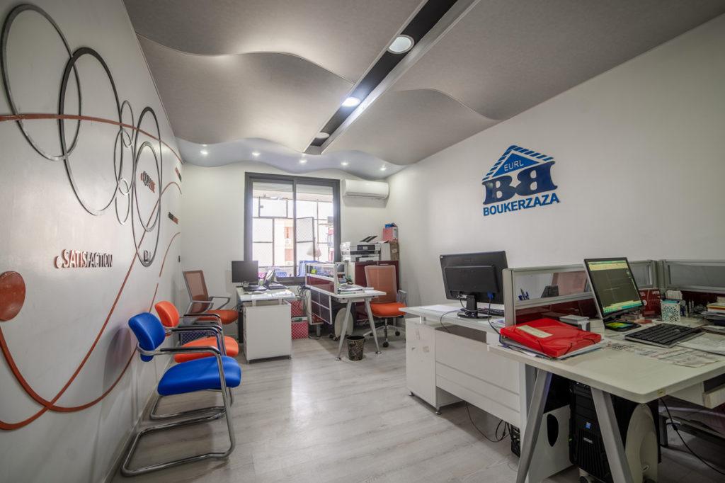Bureau 20 Aout Entreprise de Construction Constantine Algérie